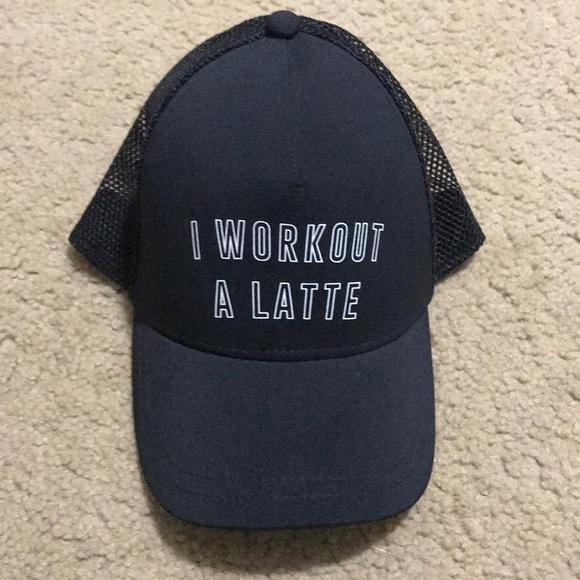 c4bce24b65b Under Armour Women s workout trucker hat. M 5c3e65035c44521dd0d28c8a. Other  Accessories ...
